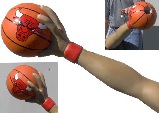 foam-sculpted-tshirt-launcher-for-chicago-bulls